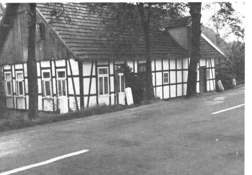Die Mühlen in der früheren Gemeinde Gohfeld